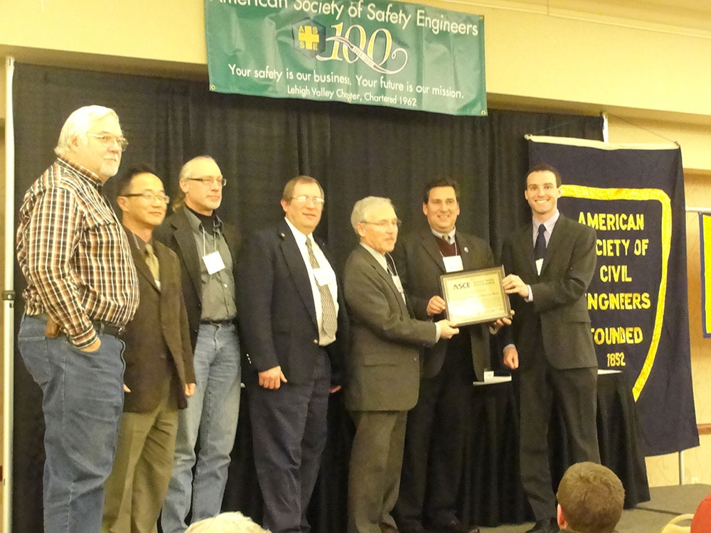 Stroudsburg Dam Award